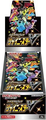 Japanse S4a Shiny Star V Boosterbox