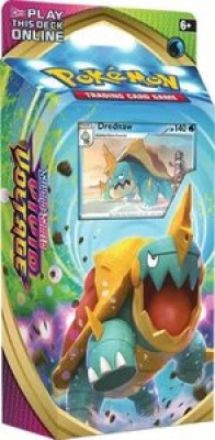 Sword & Shield Vivid Voltage Theme Deck - Drednaw