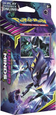 Sun & Moon Unified Minds Theme Deck - Necrozma