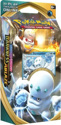 Sword & Shield Darkness Ablaze Theme Deck - Galarian Darmanitan