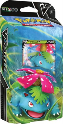 V Battle Deck Venusaur