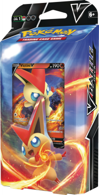 May V Battle Deck - Victini V