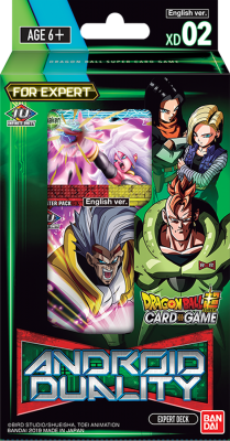 DragonBall Super Card Game - Expert Deck 2