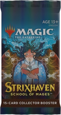 Strixhaven Collector Boosterpack ENG