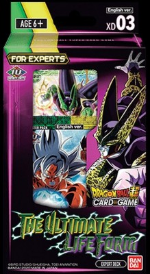DragonBall Super Card Game - Expert Deck 3