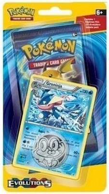 XY12 Evolutions Checklane Blister - Greninja