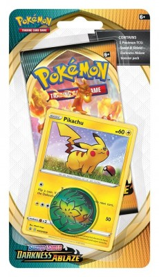 Sword & Shield Darkness Ablaze Checklane - Pikachu
