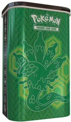 Elite Trainer Deck Shield Tin - Zygarde