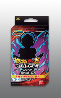 DragonBall - Premium Pack Set 7 PP07