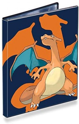 Ultra Pro 9-pocket Portfolio Charizard