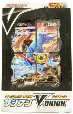Zacian V-UNION Special Card Set
