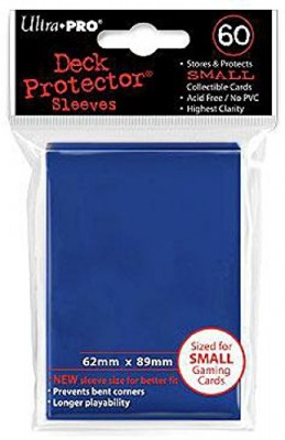 Ultra Pro Sleeves Blauw
