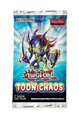 Toon Chaos Boosterpack