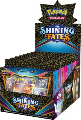 Shining Fates pinboxes - CASE