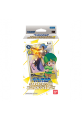 Digimon Starter Deck Heaven's Yellow