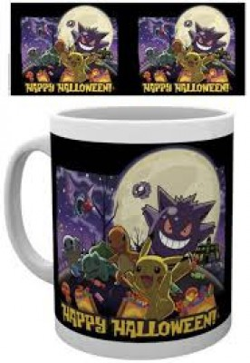 GBeye Mug - Pokemon Happy Halloween