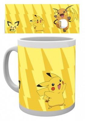 GBeye Mok - Pokemon Pikachu Evolve