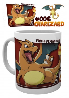 GBeye Mok - Pokemon Charizard Fire