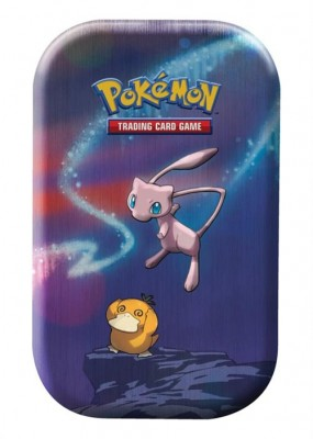 Kanto Power Mini Tin - Mew & Psyduck