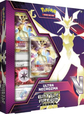 Battle Arena Decks Ultra Necrozma