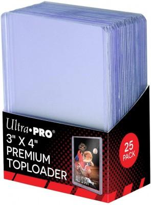 Ultra Pro Toploader Premium