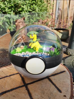 Pokemon Terra 10 cm - Bayleef