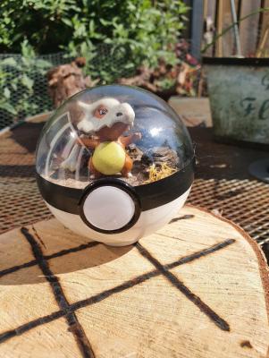 Pokemon Terra 8 cm - Cubone