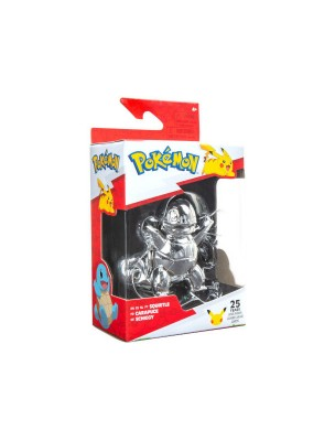 25th Anniversary Vinyl Figure 3 inch - Squirtle