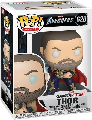 Funko Pop 628 Avengers Game -Thor (Stark Tech Suit)