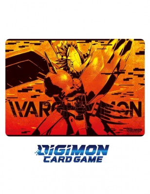 Playmat Wargreymon + 1x pack BT5