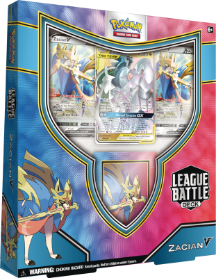 League Battle Decks Q4 2020