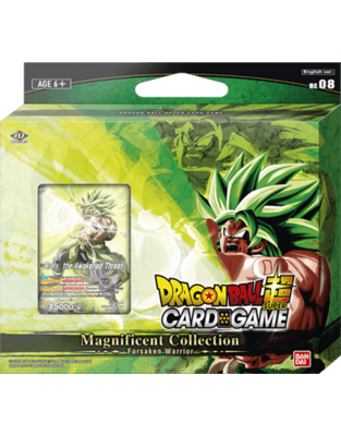 DragonBall Super Card Game Magnificent Collection Broly : Br Ver.