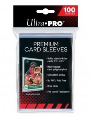 Platinum Card Sleeves 100st