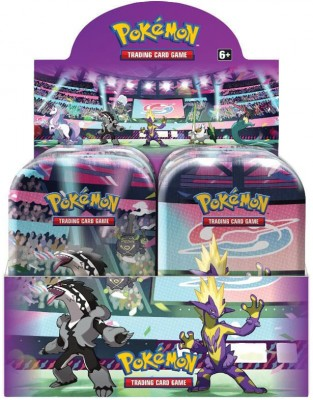 Galar Power Mini Tins  (set)