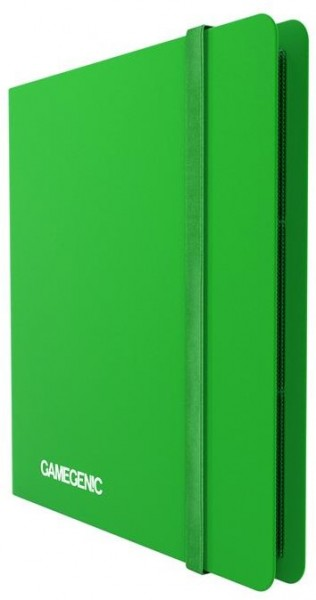 Gamegenic - Casual Album 24-Pocket Green