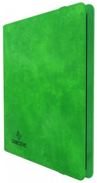Gamegenic - Prime Album 24-Pocket Green