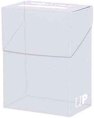 Ultra Pro Deck Box - Doorschijnend