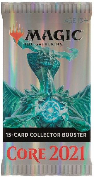 Core 2021 Collector Boosterpack