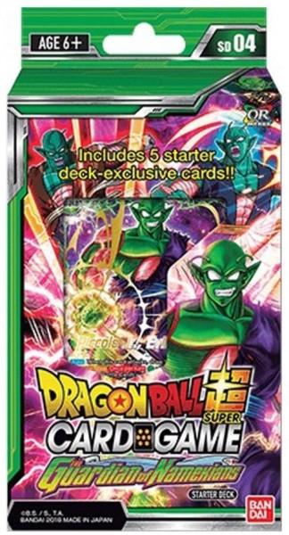Dragon Ball SCG S4 Guardian of Namekian Starter Deck