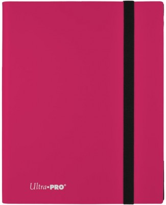 Ultra Pro Binder 9-Pocket Hot Pink