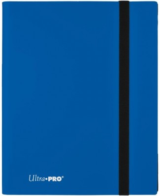 Ultra Pro Binder 9-Pocket Pacific Blue