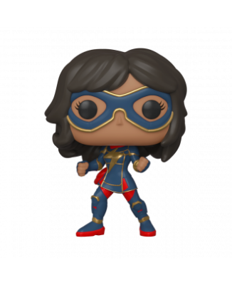 Funko Pop 631 Avengers Game -Kamala Khan (Stark Tech Suit)