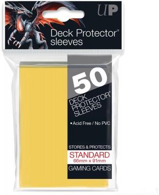Ultra Pro Sleeves Geel