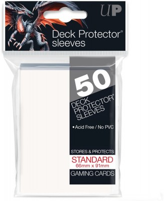 Ultra Pro Sleeves Wit