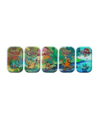 Kanto Power Mini Tins Set