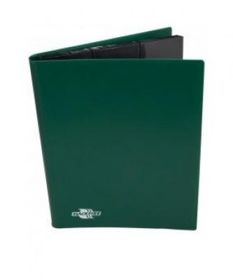 Flexible Album 9-Pocket - Green