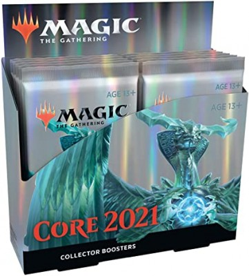 MTG Core set 2021 Collector Booster display (12)