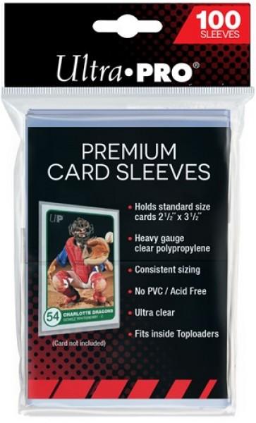 Standard Sleeves Platinum - 100 stuks