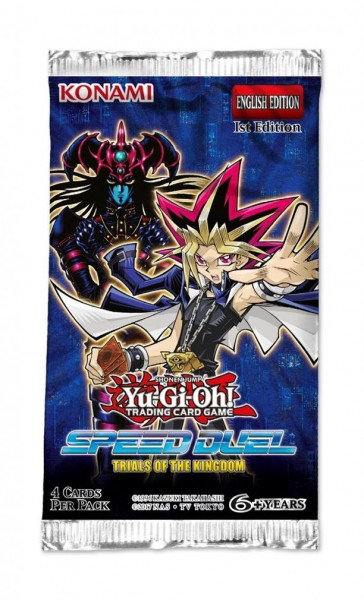 Yu-Gi-Oh - Speed Duel Trials of Kingdom - Booster Pack