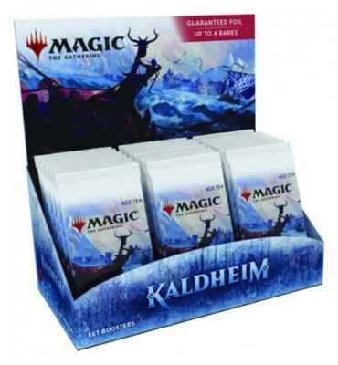 Kaldheim Set Boosterbox